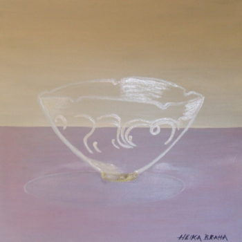 Ming Vessel, Ecru Porcelain