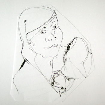 Victim I, Woman With Child