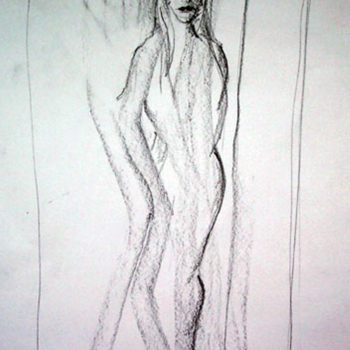 Woman II : Figure Emerging