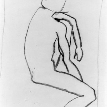 Figure In Repose II