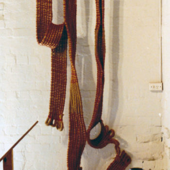 Rope Sculpture